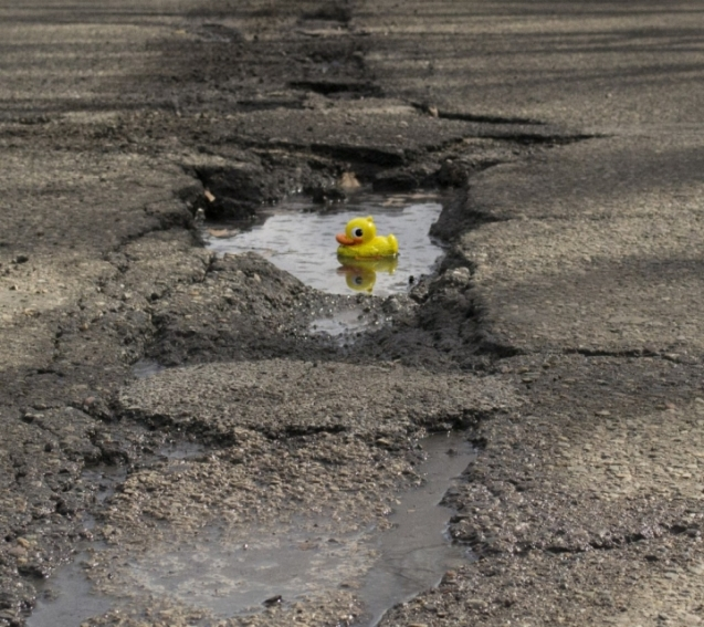 potholes 2